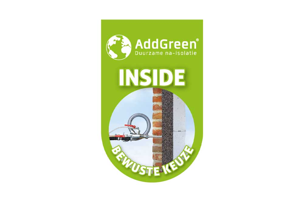 ISOenergy AddGreen bewuste keuze label
