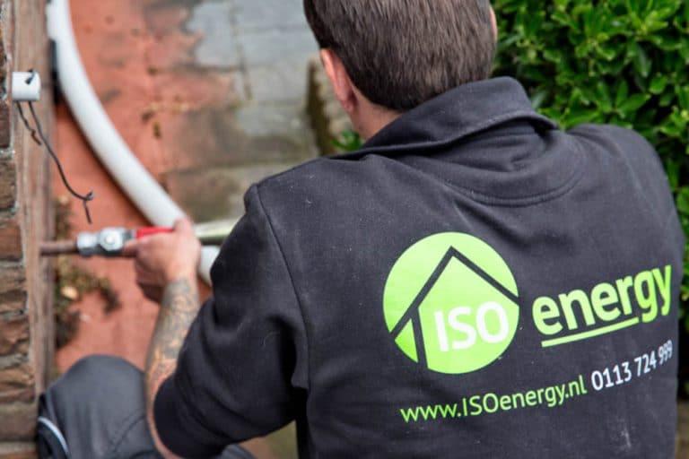 ISOenergy spouwmuurisolatie