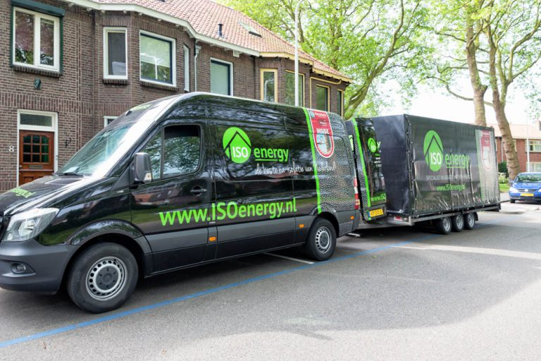 ISOenergy wagenpark