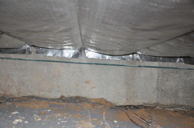 ISOenergy NEOpixels beton isolatie
